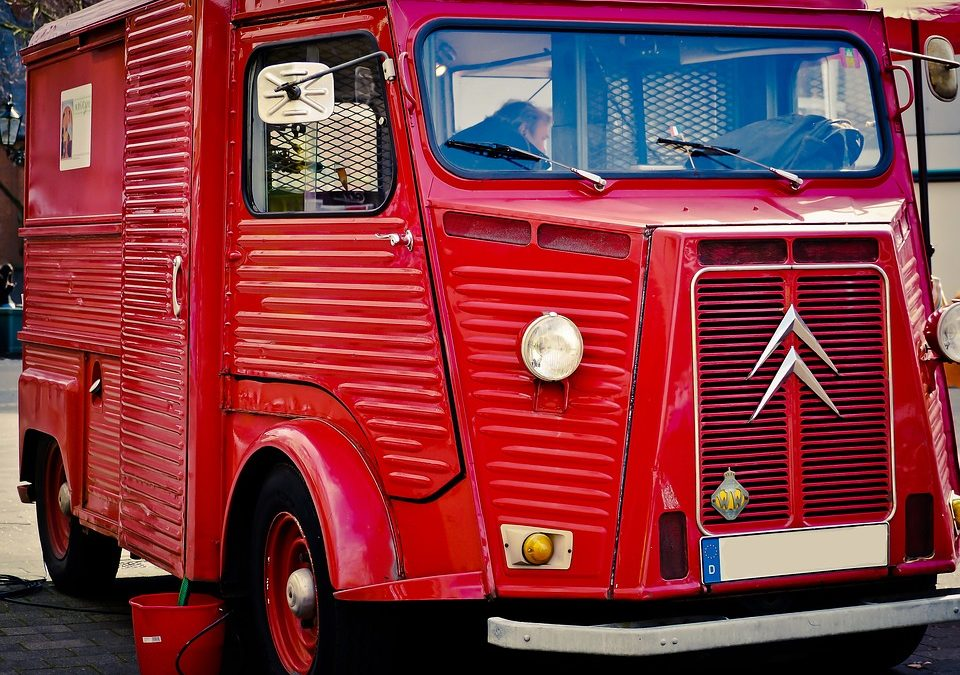 Le Citroen H, un fourgon mythique.